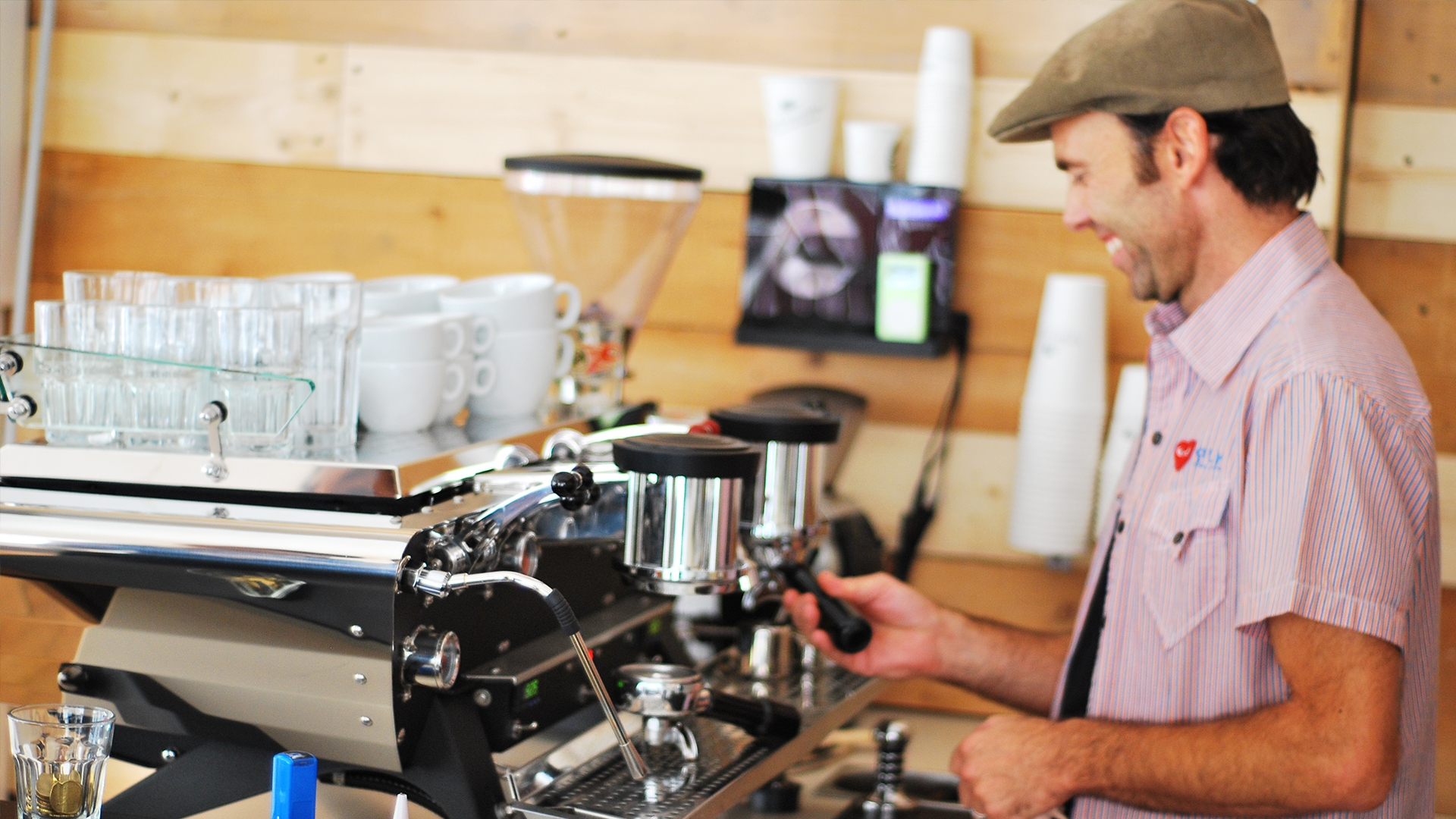 Espresso Machine For Your Cafe