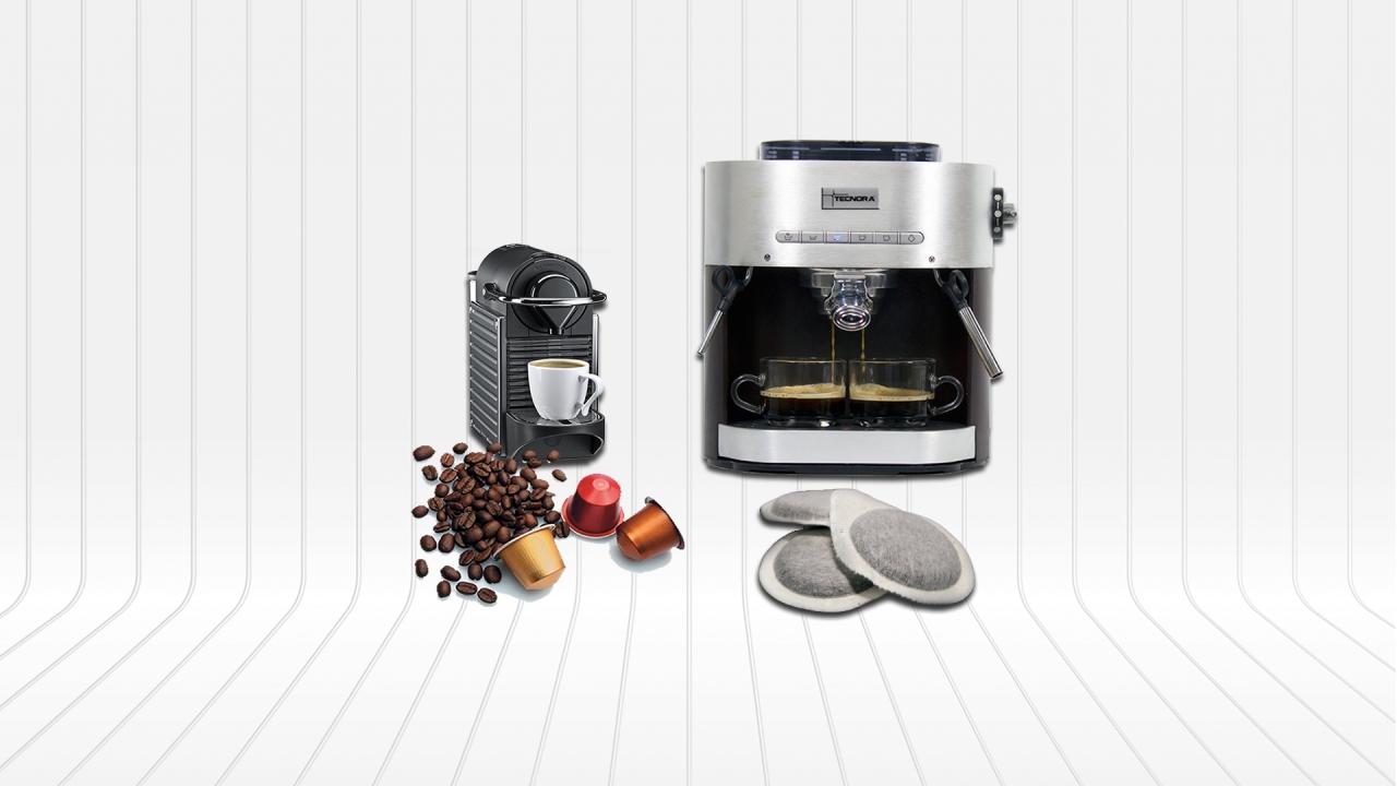 Coffee Capsules & Coffee Pod1